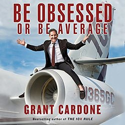 Be Obsessed or Be Average Audiobook