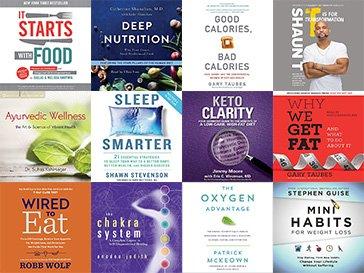 Best Health & Fitness Audiobooks
