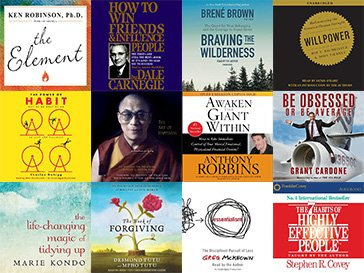 Best Personal Development Audiobooks