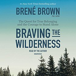 Braving the Wilderness Audiobook