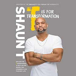 T Is for Transformation Audiobook