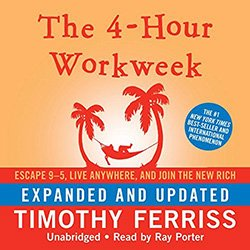 The 4 Hour Work Week Audiobook