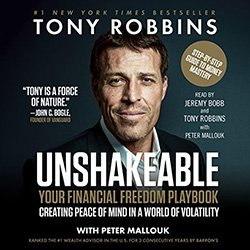 Unshakeable Audiobook
