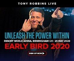 UPW Schedule 2020 Birmingham
