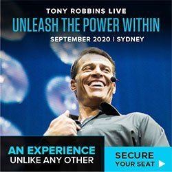 Unleash the Power Within Sydney 2020