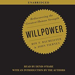 Willpower Audiobook
